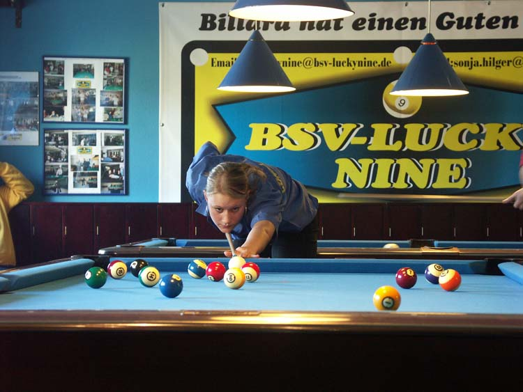 Jugendlandesmeisterschaft Billard 2005