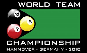 1. World Team Championship in Hannover